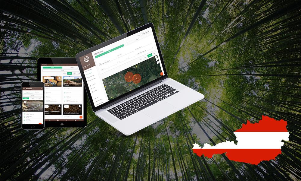 Forstify startet auch in Österreich durch